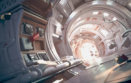 INSIDE THE SPACECRAFT