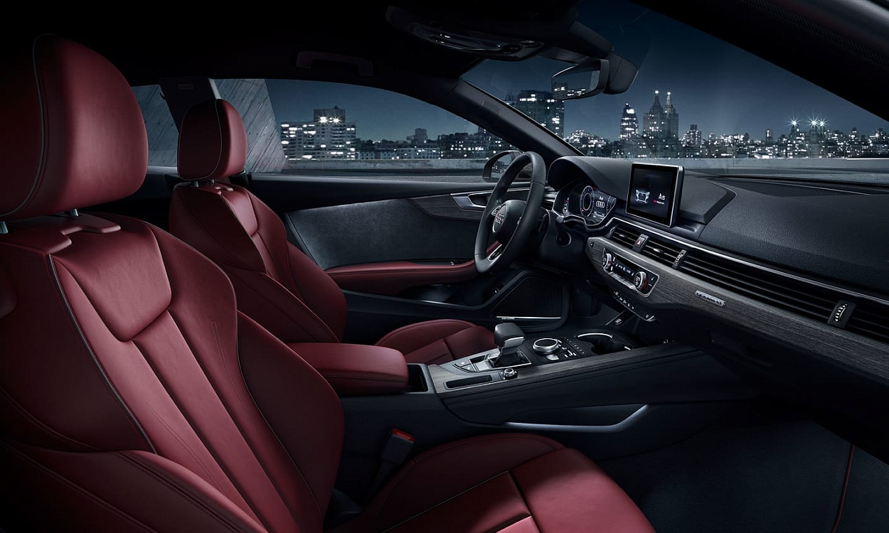 audi a5 interior 1 img