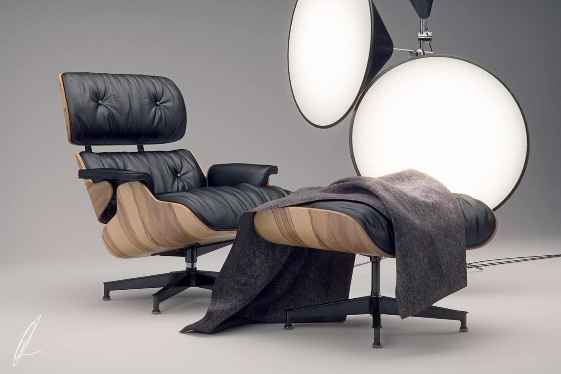 eames lounge chair 1 img